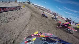 pro ama motocross gopro ken roczen moto 1 utah mx lucas oil pro motocross