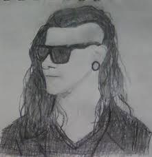 skrillex pencil drawing by 5c4rdubstep on deviantart