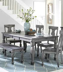 Grey Dining Room Furniture Dining Table Grey Folding Dining Table Rustic Grey Dining Table