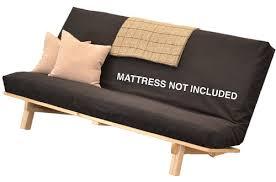 top 10 best wood u0026 metal full size futon bed frames in 2018