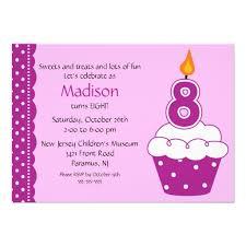 birthday invitation words 8th birthday invitation templates 8th birthday party invitations