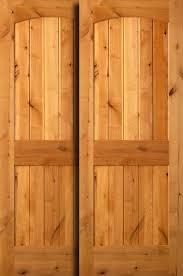 Rustic Closet Doors Wood Bypass Closet Doors Pilotproject Org