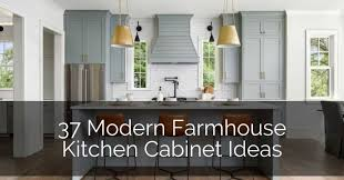 modern country kitchen with oak cabinets 37 modern farmhouse kitchen cabinet ideas sebring design build
