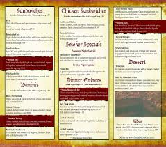 oriental restaurant menu design ideas restaurant menu design that