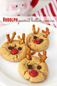 check out rudolph peanut butter cookies it u0027s so easy to make