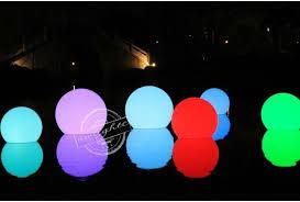 d30cm led light spheres 24key remote 16 color changing