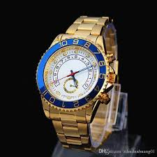gold bracelet mens watches images Aaa mens watches 2018 top brand luxury male clock stainless steel jpg