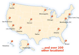 map of usa with major cities map usa major cities major tourist attractions maps us