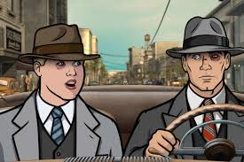 archer cartoon archer recap season 8 episode 4 ladyfingers