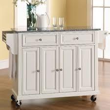 kitchen islands with granite granite kitchen islands carts you ll
