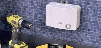 chauffe eau electrique cuisine pose et raccordement d un chauffe eau électrique tutoriel