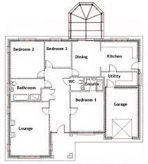 2 bedroom house plans in kenya u2013 house plan 2017