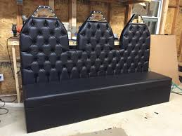 fascinating tufted banquette seating 45 tufted upholstered