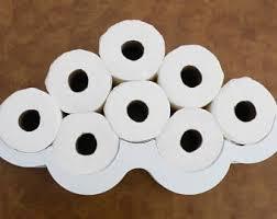 Bathroom Tissue Storage Toilet Paper Storage Etsy