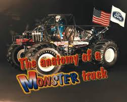 anatomy monster truck fabricator