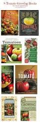 helpful tomato books for home gardeners