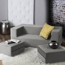 Sleeper Loveseat Sofa Zipcode Design Eugene Sleeper Loveseat U0026 Reviews Wayfair
