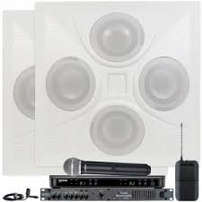 Wireless Speakers In Ceiling by Conference Room Sound Systems