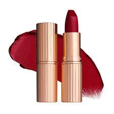red carpet red lipstick matte revolution charlotte tilbury