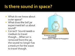 does sound travel in space images What do we know about outer space what does the bell jar jpg