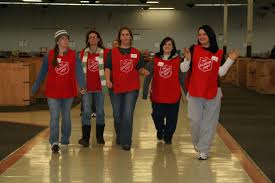 volunteers 2010 the salvation army central oklahoma area