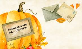 thanksgiving 2017 schedule for sandboxx letter delivery
