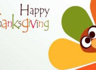 happy thanksgiving sayings for business