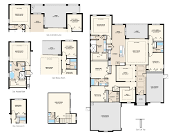 caldwell floor plan at hamlin overlook in winter garden fl