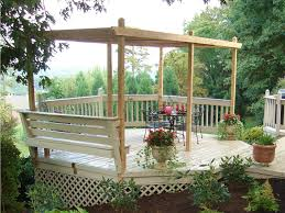Gazebo Or Pergola by How To Build A Backyard Pergola Hgtv