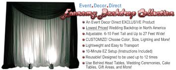 wedding backdrop lighting kit cheap wedding backdrop kits cheap backdrops for sale