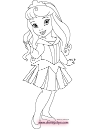 little princess coloring pages coloring pages online
