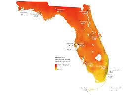 Cape Coral Florida Map Treading Water Map Florida In 2100 National Geographic Magazine