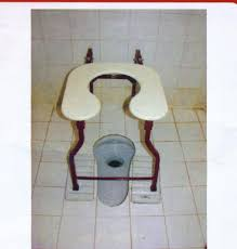 Commode Chair Over Toilet Wall Mounted Folding Commode At Rs 1600 Piece Erandwane Pune