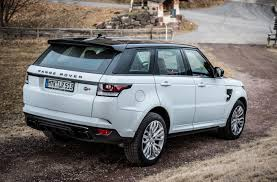 white land rover range rover sport svr toned in all terrain autocarweek com