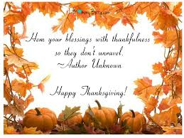 thanksgivings quotes happy thanksgiving mommy betty