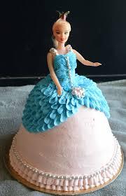 doll cake how to make a doll cake doll cake gayathri s