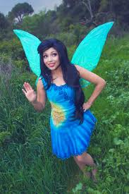 pixie hollow silvermist cosplay costume by glimmerwood someday