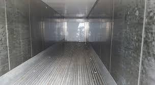 chambre froide industrielle prix container frigorifique d occasion 40 pieds icecubner