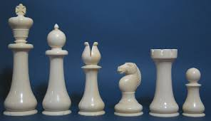 restoration and antique chess sets