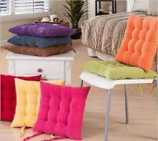 Dining Room Chair Pillows Dining Room Chair Cushions Ebay