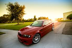 red bmw e46 e46 m3 content imola sunset