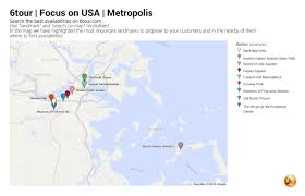 Boston Usa Map by Silicon Maps Promotional Industry Maps For High Tech And Biotech