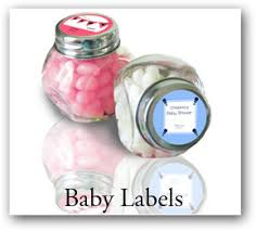Stickers For Favors by Personalized Baby Shower Labels Stickers And Coasters Custom