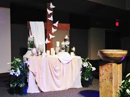 Easter Decorating Ideas Church by Grace Avenue United Methodist Church Frisco Tx 2014 Easter Altar