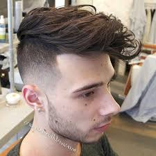 taper fade with long hair on top latest men haircuts