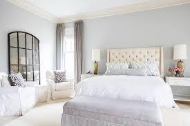 floor mirror in bedroom and modern style solid wood floor