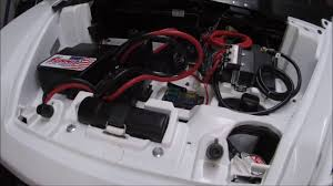 honda pioneer 1000 utv winch install guide how to step by