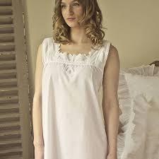 maternity nightwear chemise cotton nightdress by mini lunn notonthehighstreet