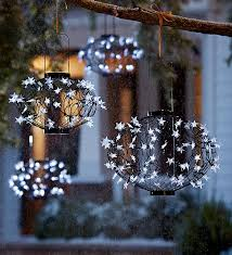 light balls outdoors your best alternative for