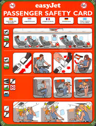 airline safety cards search list buy and exchange